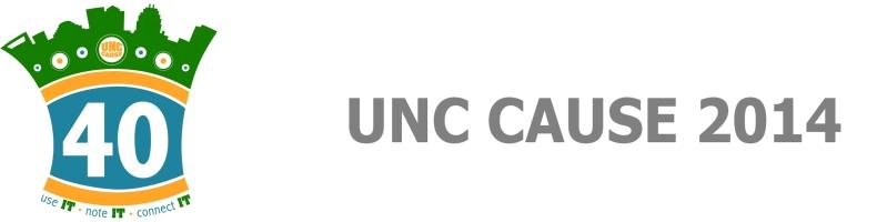 UNC CAUSE 2014