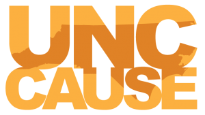 UNC CASUE logo